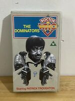 Doctor Who: The Dominators: Vhs-Patrick Throughton