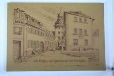 Alte Bürger-und Amtshäuser der Nordpfalz