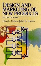 Design and Marketing Of New Products (2nd Edition) Urban, Glen L. Paperback