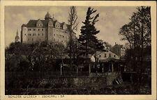 Zschopau Sachsen AK ~1920/30 Erzgebirge Partie Schloss Wildeck Burg Jagdschloss