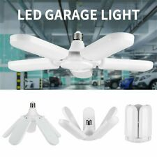 150W Deformable LED Garage Light 30000LM Bright Shop Ceiling Lights Fixture Bulb