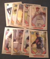 2014 Bowman and Draft 1st Prospect Rookie CHROME Card You Pick From List.