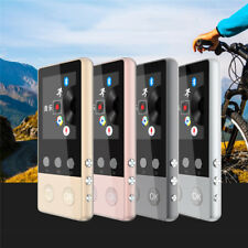 Lossless Bluetooth HiFi MP3 MP4 Music Player LCD Screen Recording Pedometer FM