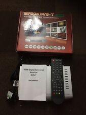 MPEG4 DVB-T HDMI Digital Receiver