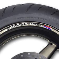 Racing HRC Rueda Llanta pegatinas Fireblade Cbr 600 Rr Vfr