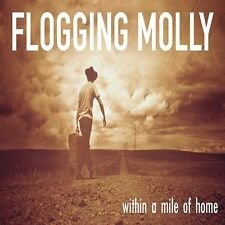 Flogging Molly-Within a Mile of Home [Digipak](CD, 2000, SideOneDummy) BRAND NEW