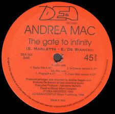 ANDREA MAC - The Gate To Infinity - DEA - DEA005 - Italian