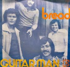 ++BREAD guitar man/just like yesterday SP 1972 ELEKTRA RARE VG++