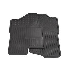 19210585 OE Black Front Replacement Vinyl Mats For GM Full Size Trucks and Suv's