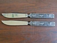 Nasco stainless steel vintage carving set from the 1950/'s