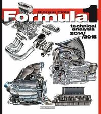 Formula 1 2014/2015: Technical Analysis (Formula 1 Technical Analysis), , Piola,