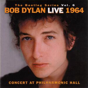 BOB DYLAN - LIVE 1964 (CONCERT AT PHILHARMONIC HALL)  BOOTLEG SERIES VOL 6 - NEU