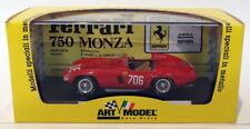 Art Model 1/43 Scale ART150 Ferrari 750 Monza Mille Miglia 1955 - Protti-Zanini