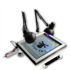 110v 20x24 Simple Stencil Making Plate Light Silk Screen Printing Exposure Unit
