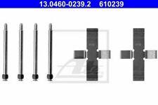 Kit d'accessoires, plaquette de frein MERCEDES-BENZ CLASSE E Break (S210) 400663