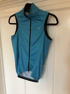 Velocio Men's Wind Vest X-Small Turquoise