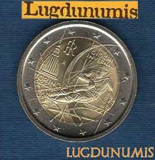 2 euro Commémo - Italie 2006 Jeux Olympique de Turin Italia