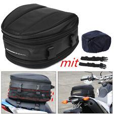 7.5-10L Motorrad Tasche Hecktasche Rücksitz Koffer Gepäck Handtasche Mit Deckel