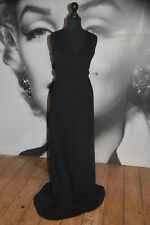BRAND NEW EVENING BLACK MAXI DRESS TEMPEST COCKTAIL PARTY