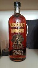 Absolut vodka Amber 1000 ml 40% vol. (nuevo & sellados)