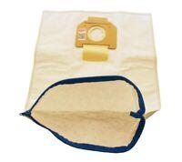 Alternative Reusable Mirka Dustbag Fleece Dust Extractor 1025L with ZBLong zip