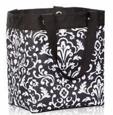 NEW Thirty One Essential storage tote in Black Parisian Pop 31 gift