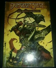 DUNGEON SIEGE BATTLE FOR ARANNA COMIC BOOK TPB TRADE PAPERBACK GN VIDEO PC GAME