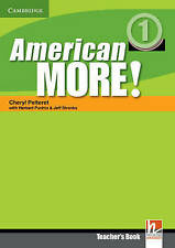 American More! Level 1 Teacher's Book, Lewis-Jones, Peter, Holzmann, Christian,