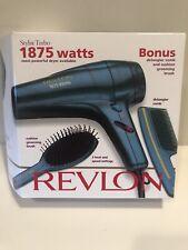 Revlon 1875  Stylist Turbo Powerful Hair Dryer