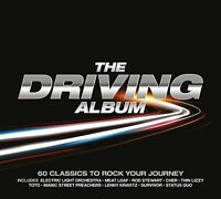 The Driving Album [Audio CD] Various Artists New Sealed