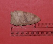 Red Native American Arrowhead / Point, 2 3/8 inch