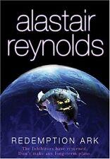 Redemption Ark (GOLLANCZ S.F.),Alastair Reynolds- 9780575068803