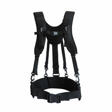 Camera DSLR shoulder Sling Belt strap Photography Vest For Lens pouch case bag