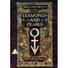 PRINCE & THE N.P.G. - DIAMONDS & PEARLS DVD POP NEW