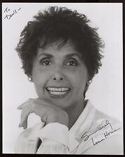 Lena Horne Signed 8x10 Photo Autographed Vintage Auto