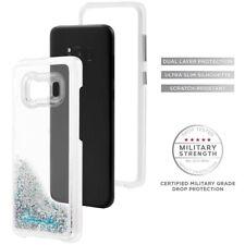 Iridescente Waterfall Custodia Cover per Samsung Galaxy S8 Doppio Strato Da