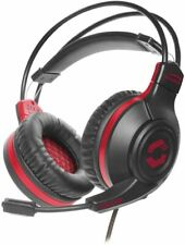 SPEEDLINK CELSOR Gaming Headset für PC 2,3m Kabel inkl. Mikrofon Kopfhörer Sound