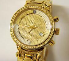 Joe Rodeo Jojo Aqua Master 0.9ct Swiss Chronograph Diamond Watch