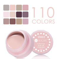 12Pcs 5ml Nail UV Gel Nagellack Soak Off Nail Art Gel Lack Nackt Serie UR SUGAR