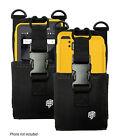 Sonim XP8 Case, Nylon Heavy Duty Pouch & TPU Flex Skin Case by Wireless ProTech