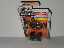 Kawasaki Brute Force 750 • Jurassic World Fallen Kingdom | Matchbox 2018