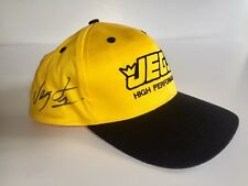 Jeg Coughlin Jr. Signed #1 Jeg's High Performance Snapback Hat NHRA