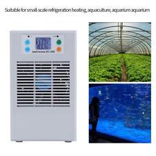 100W Aquarium Water Chiller Fish Shrimp Tank Cooler Heating Cooling Machine 35L