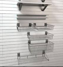 Storewall Basket & Shelf Bundle - New