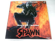 Spawn - PAL - Deutsch - Laserdisc !