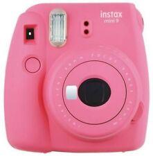 Fujifilm Instax Mini 9 Flamingo Pink Instant Camera Inc.1Film