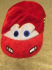 Disney Pixar Lightning McQueen Kids Hat Cap New
