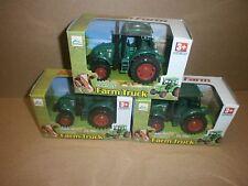 10 Traktor - ca. 12 cm - Bauernhof - Mitgebsel Kindergeburtstag Tombola P8100