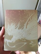 Final Fantasy Type 0 HD Collector's Edition Steelbook ONLY PS4, 9/10 condition!