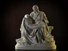 """Statue """"La Pietà di Michelangelo"""" (riproduzione certificata) 12cm Made in Italy"""